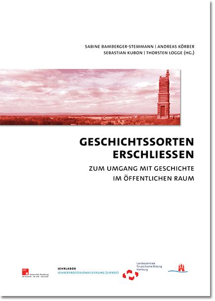 """Cover des E-Books """"Geschichtssorten erschließen"""""""